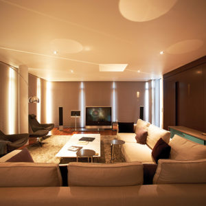 Smart Home Lighting Control with Control4 & KNX, Greece   Cyprus